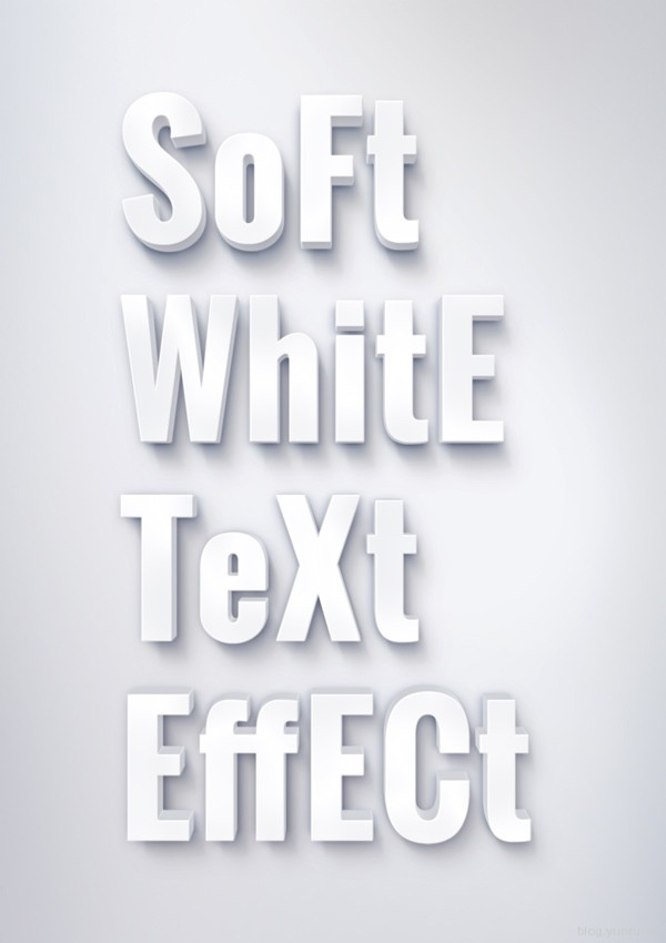 Soft-White-Text-Effect-600