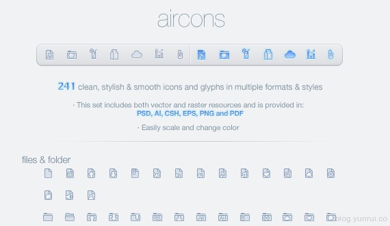 aircons-free-minimal-clean-icons