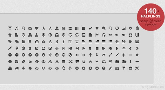 glyphicons-free-minimal-clean-icons