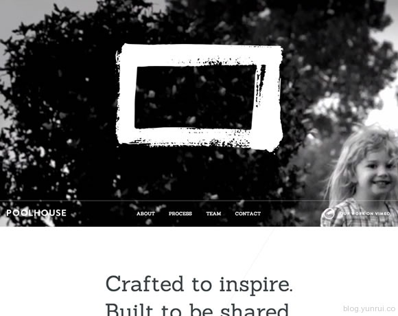 11 Great Examples of Video Backgrounds in Web Design