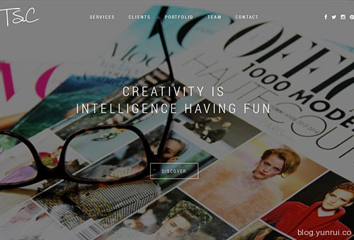 instantShift - Creative Websites Designed with HTML5