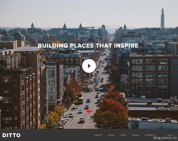 13 Examples of Beautiful Photos in Web Design