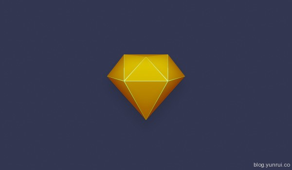 How To Create a Stunning Diamond Icon In 17 Short Steps in Web Design Inspirational Cocktail #5