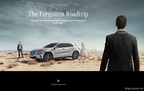 The Forgotten Roadtripin 25 Creative Automotive Websites