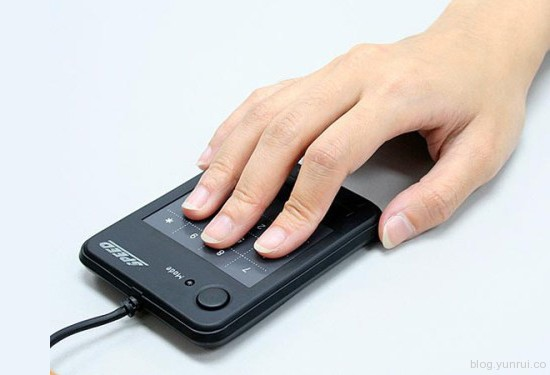 Mousing Gets a Facelift With USB Multi-Touch Keypad