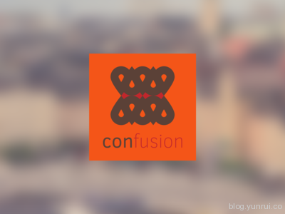 confusion: branding by Timon Weber in 50 Logos for Inspiration