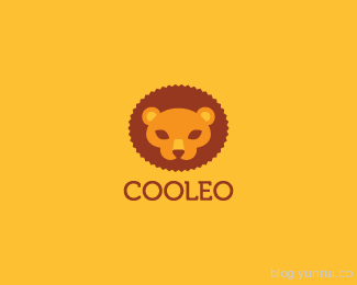 CooLeo by tanami in 50 Logos for Inspiration