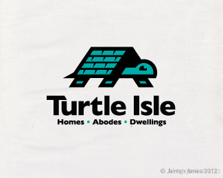 Turtle Isl by jerron in 50 Logos for Inspiration
