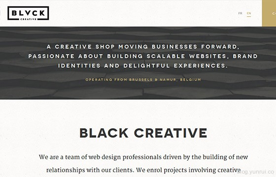 Fresh One Page Website Design