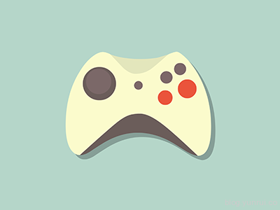 Game Logo by jo blogs in 50 Logos for Inspiration