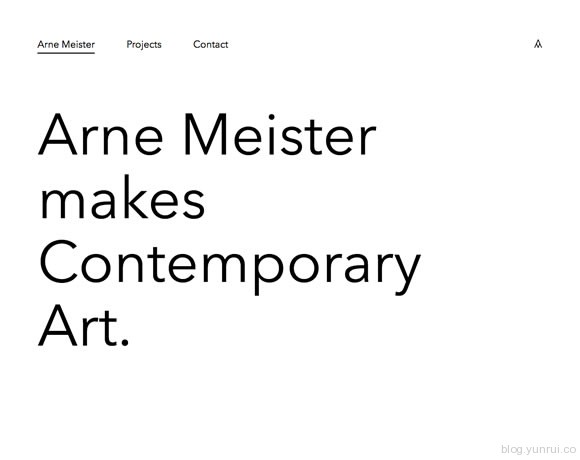 11 Inspiring Examples of Typography Use in Web Design