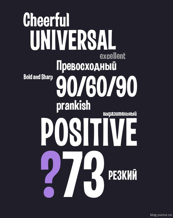 Violet Free Font by Stas Arsenyev in 40+ Fresh and Free Fonts for May 2014