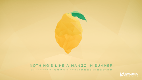 Mangoes in Summer