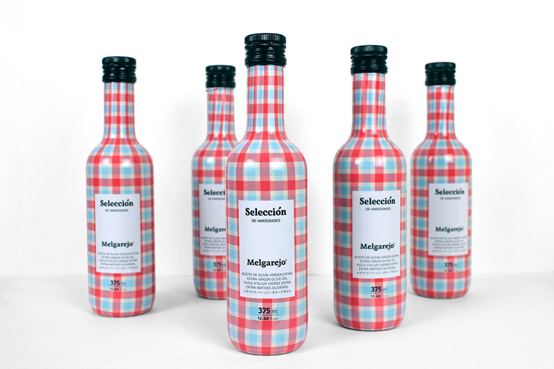 Melgarejo Selección by RSC Studioin Package Design Inspiration for May 2014
