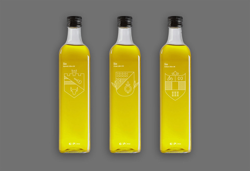 Lio Olive Oil by Confederation Studio in Package Design Inspiration for May 2014