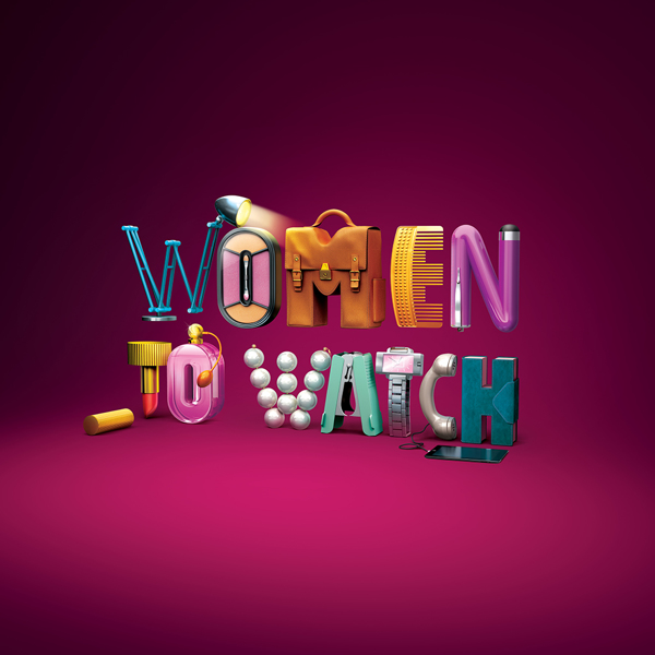 Women to watch by Zooistanbul in Showcase of Fresh & Creative Typography Projects