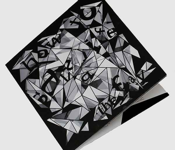 The Fray Vinyl Album by Laura Rupprecht in Showcase of Fresh & Creative Typography Projects