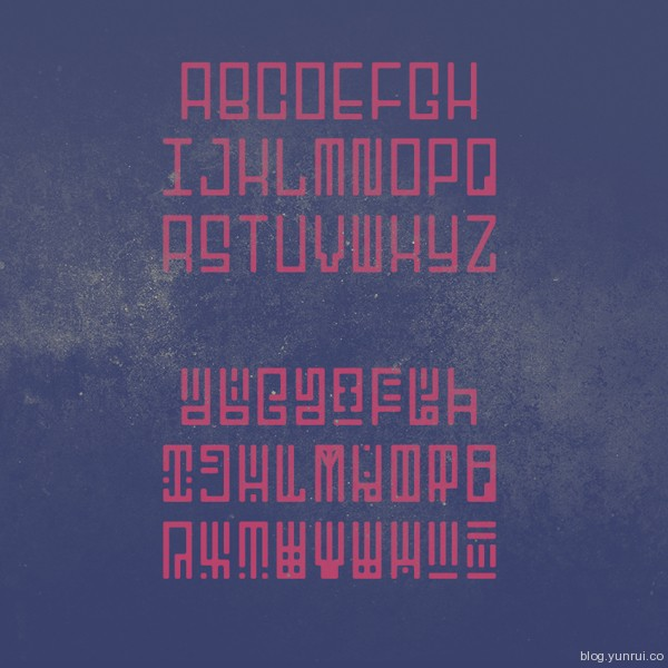 Totem Free Typeface by Benito Ruiz in 40+ Fresh and Free Fonts for May 2014