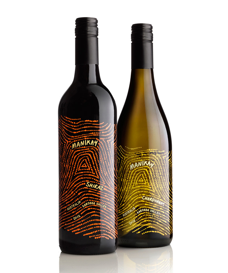 Manikay Wine by Cult Partner in Package Design Inspiration for May 2014