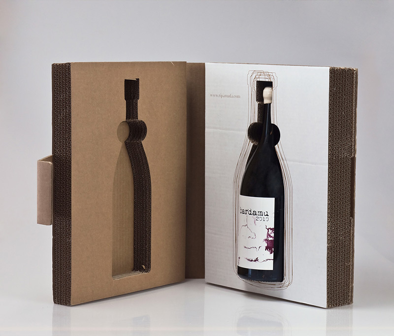 Magnum Bardamu by Marco Cheli in Package Design Inspiration for May 2014