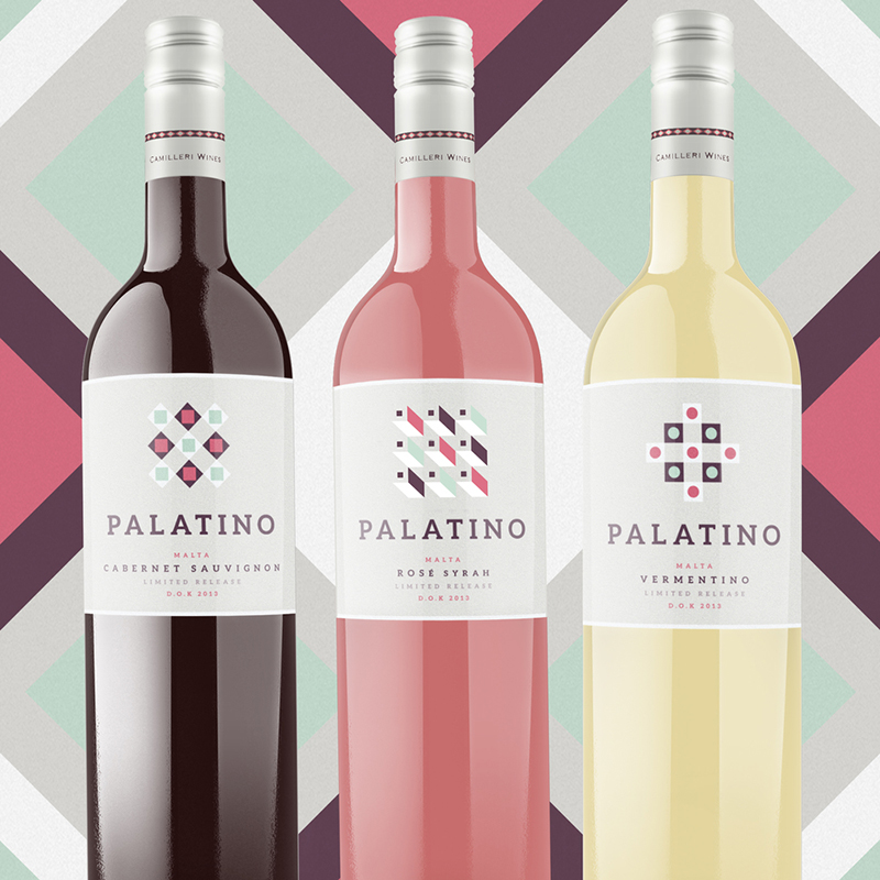 Palatino Wines by BRND WGN in Package Design Inspiration for May 2014