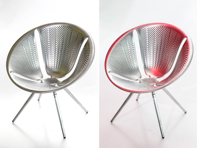 Diatom by ross lovegrove in Creative Furniture Collection for June 2014