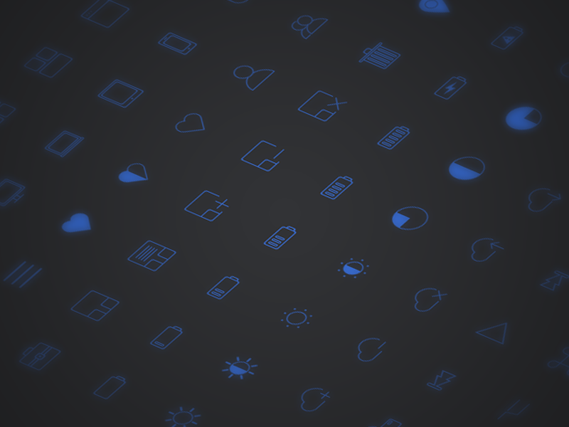 100 Free Icons by Martin J.Berthelsen in 26 Free and Flat Icon Sets