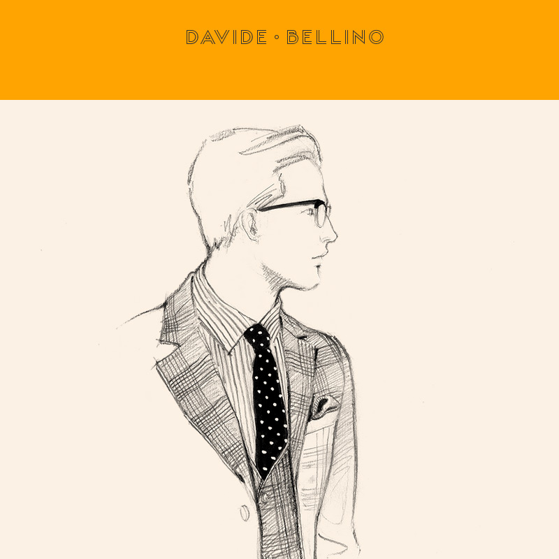 Davide Bellino in 33 New Websites with Clean and Minimalist Design
