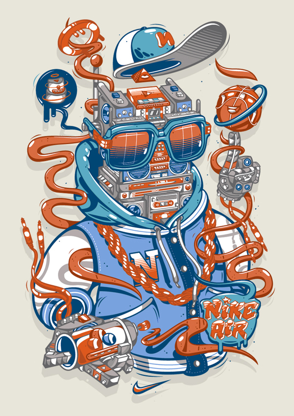 Various Illustrations 2013 in Surreal Illustrations by DXTR