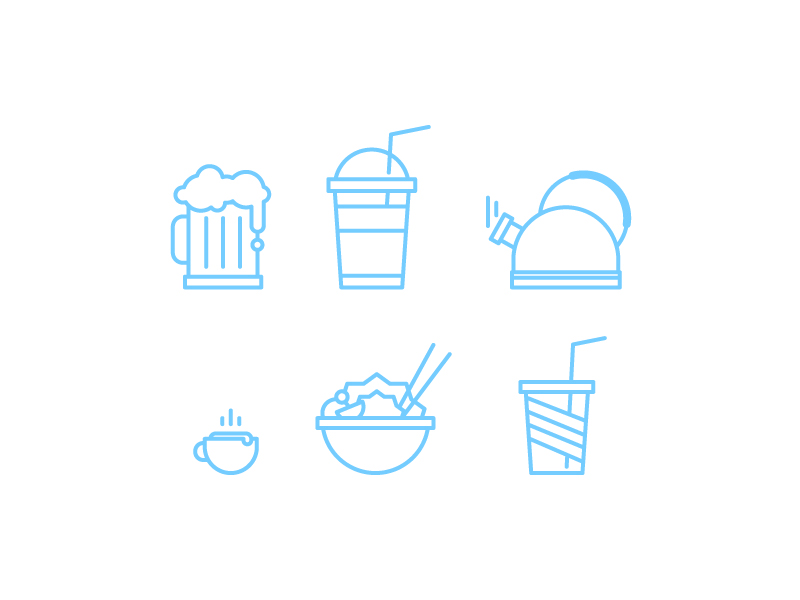 Free Icons by Carla Maglione in 40 Free Icon Sets For June 2014