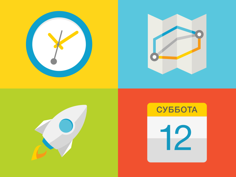 Icons for Mobi03 by Sherzod Mirzaakhmedov in 26 Free and Flat Icon Sets