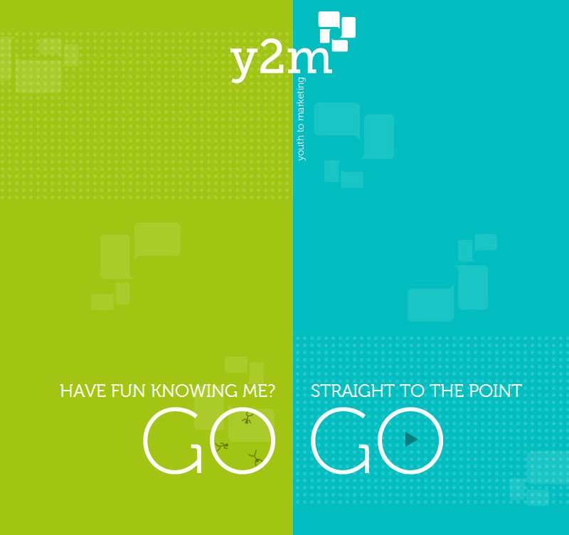 Y2M in 33 New Websites with Clean and Minimalist Design
