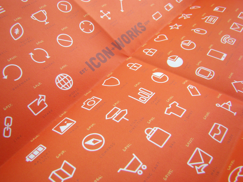 Icon-Works.com by Tiago Sá in 38 Fresh and Modern Icon Sets