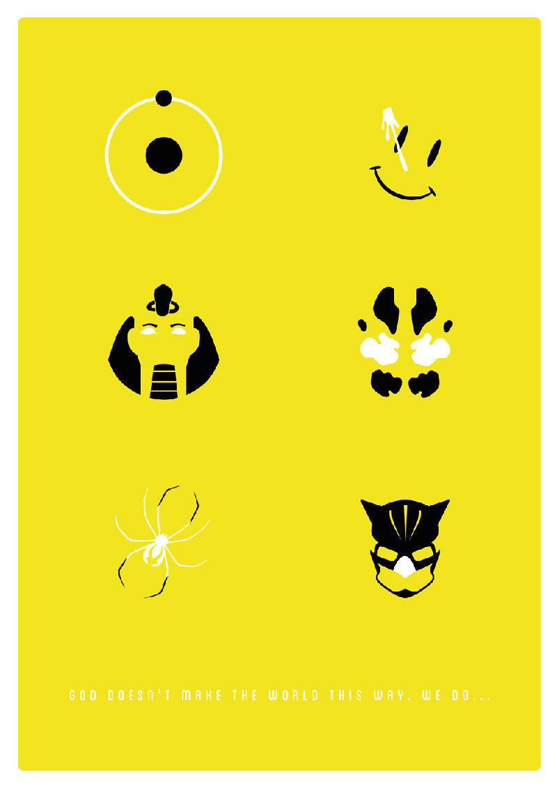 Minimal Movie Posters by Stuart Hill Design in Showcase of Minimal Movie Posters #8