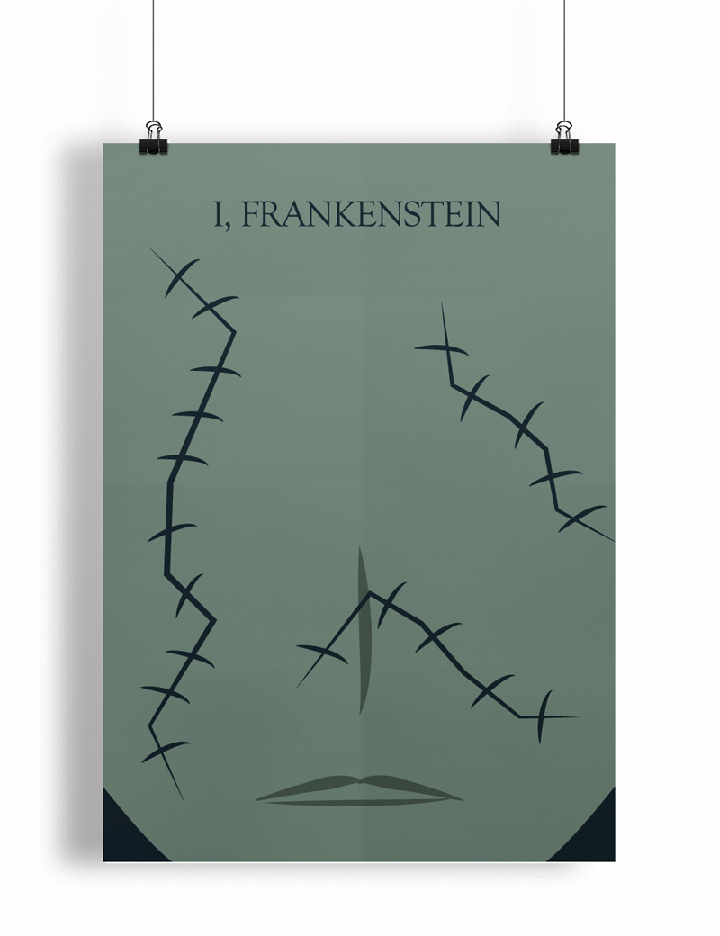 Minimal Movie Posters by Jessica Azzopardi in Showcase of Minimal Movie Posters #8