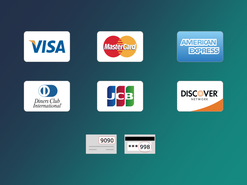 Credit Card Icons Freebie by Ricardo Vazquez in 38 Fresh and Modern Icon Sets
