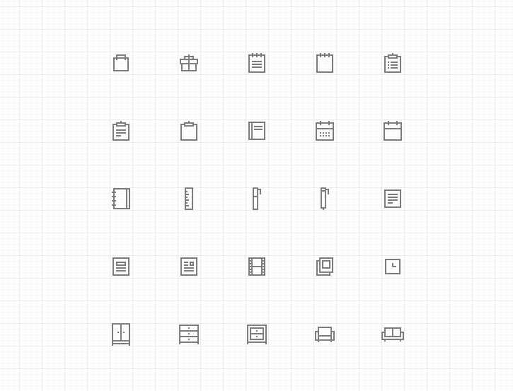 Pixelvicon Icon Set by Mohammad Amiri in 38 Fresh and Modern Icon Sets