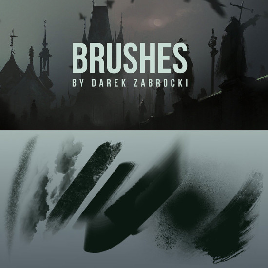 photoshop brushes 3 550x550 Awesome New Photoshop Brushes for Photo Manipulation   Vol.1