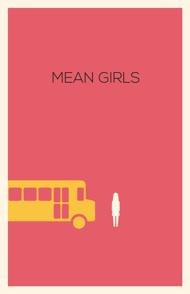 Minimal Movie Posters by Emily Howell in Showcase of Minimal Movie Posters #8