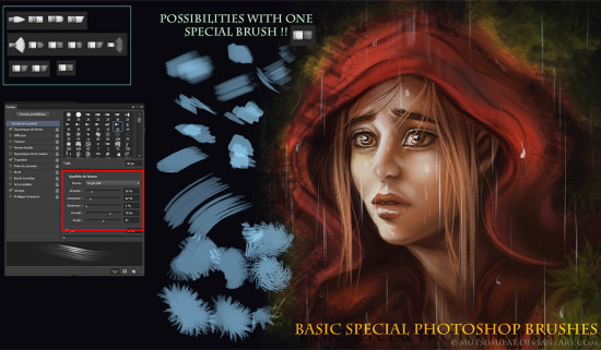photoshop cs6 basic special brushes by mutsumipat d7pqr8l 550x321 Awesome New Photoshop Brushes for Photo Manipulation   Vol.1