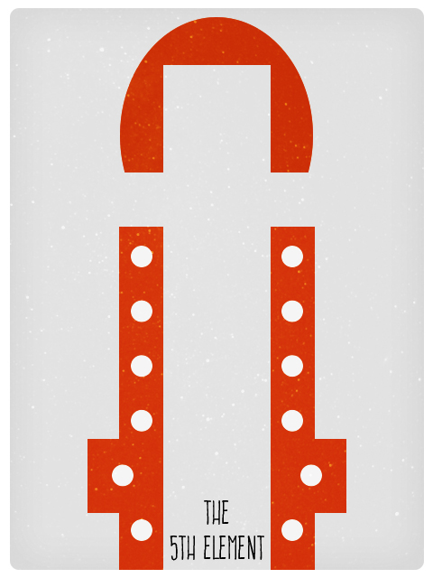 Minimal Movie Posters by Pramod K Mahanand in Showcase of Minimal Movie Posters #8