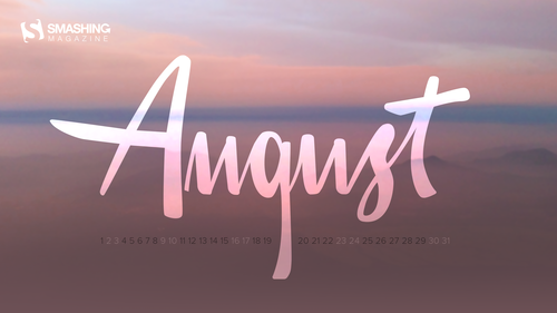 August Is My Favourite