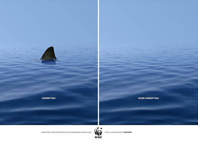 World Wide Fund For Nature: Frightening vs. More Frightening