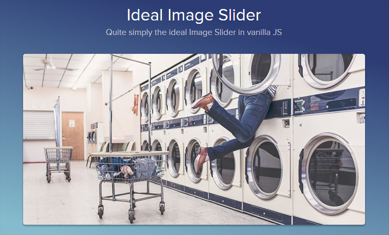 Ideal Image Slider in Fresh Toolbox for Web Developers – October 2014