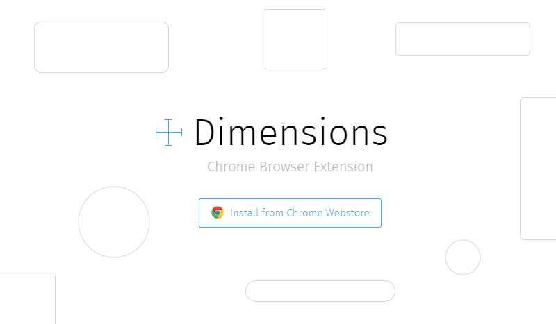 Dimensions in Fresh Toolbox for Web Developers – October 2014