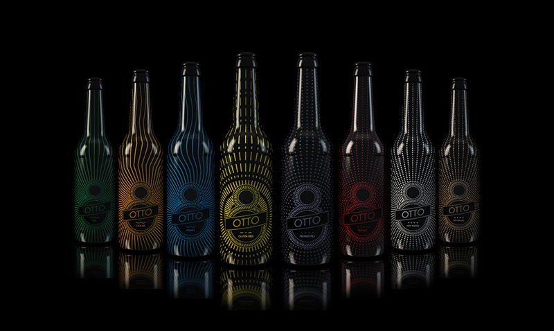 Otto Beer by PlusMinus in Package Design Inspiration for December 2014
