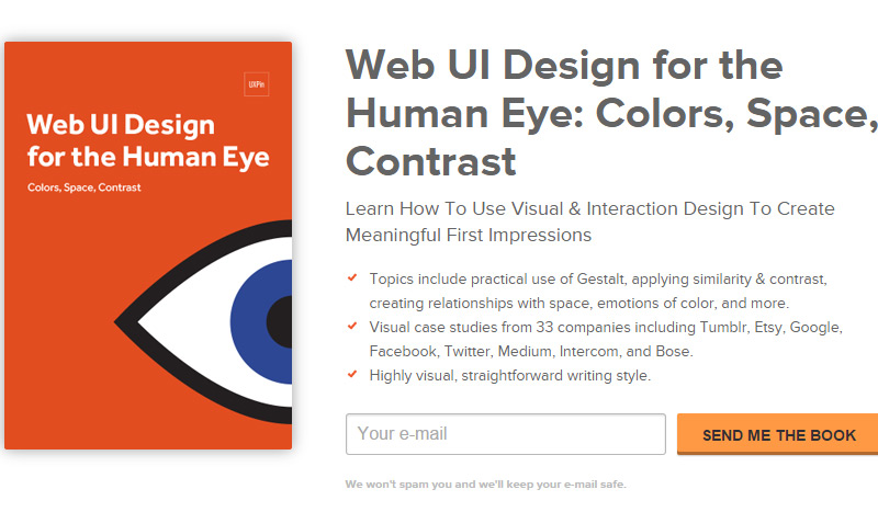 2015年3月新鲜出炉的网页前端开发工具Web_UI_Design_for_the_Human_Eye_Colors_Space_Contrast