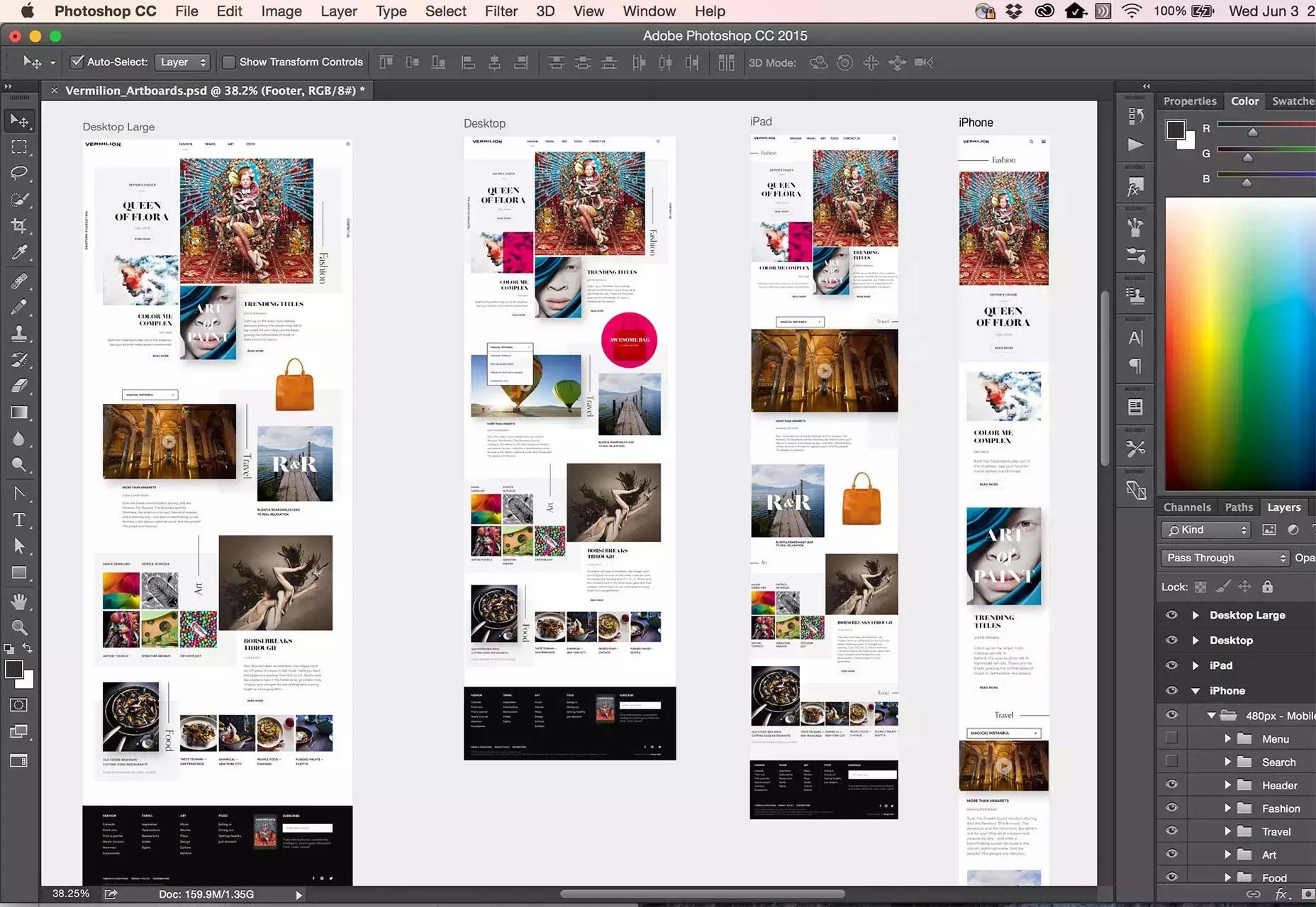 Adobe Photoshop CC 2015 破解版下载(MAC/PC)3