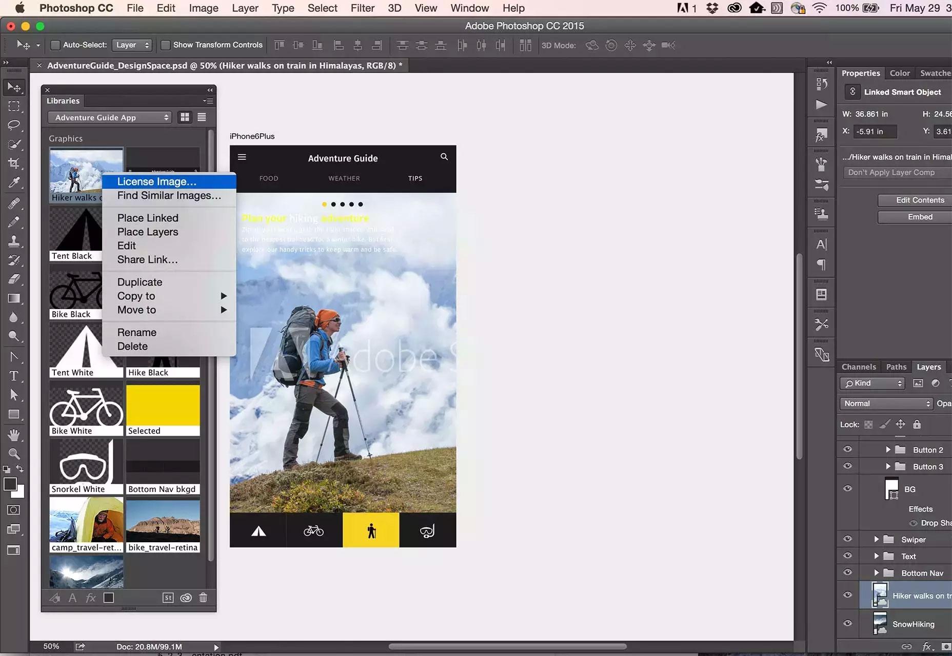 Adobe Photoshop CC 2015 破解版下载(MAC/PC)5
