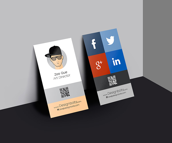 100个极品名牌设计模版展示模型PSD下载free-vertical-business-card-design-template-mock-up-psd-file-for-graphic-designers